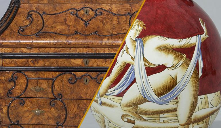 Antiquariato-Modernariato-Vintage-Design